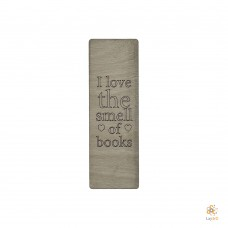 Bookmark I Love The Smell of Books
