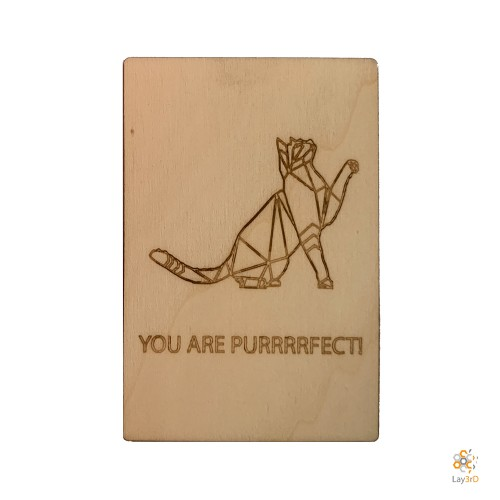 """""""You are purrrrfect!"""""""