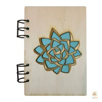 Notebook Flower A5