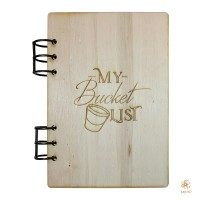 Notebook Bucketlist A5