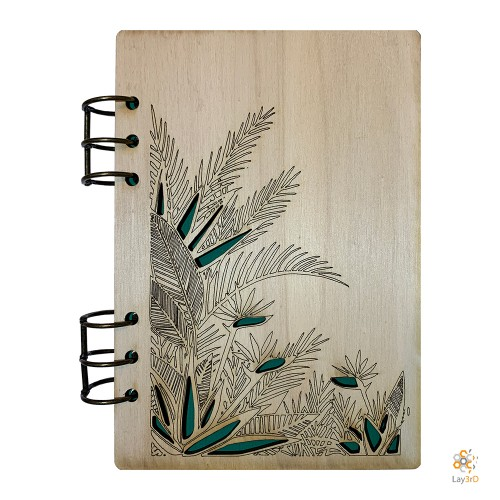 Notebook Plant A5