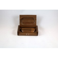 Houten USB-stick Black Walnut 4GB