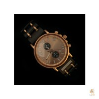 Luxury Dark Walnut 2021 (Gold) Watch