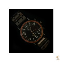 Luxury Dark Walnut 2021 (Black) Watch