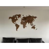 Worldmap (Silhouette)